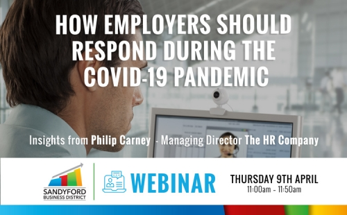 How Employers Should Respond During The Covid-19 Pandemic